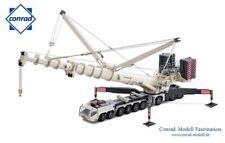 Conrad 2108 Terex AC1000 Telescopic Hydraulic Truck Crane 1/50 O scale MIB