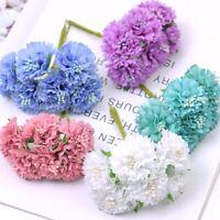 DIY Scrapbook Wedding Decoration Bouquet Artificial Flowers Fake Flower
