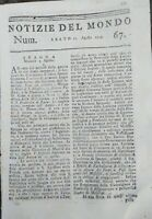 1779 GUERRA INDIPENDENZA AMERICANA FLORIDA PENSACOLA LOUISIANA ESECUZIONE TIVOLI