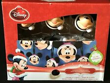 Christmas Disney Minnie Mouse String of 8 Blinking Lights Motion Activated