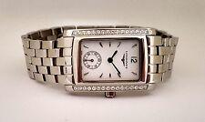 Minty Elegant Swiss Made Longines Dolce Vita Mid-Size Ladies Diamond Watch~WOW!