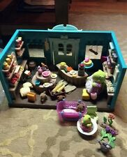 Lil Woodzeezs Market Grocery Store Turtles Mixed Doll House Accessories