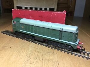 Hornby Dublo 2 Rail 2230 BR Class 20 Bo-Bo Diesel Loco Boxed serviced & remaged