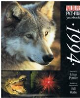 Wildlife Fact File Yearbook 1994 Book The Fast Free Shipping