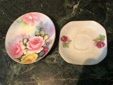 China saucers assorted made in Japan