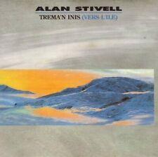 Alan Stivell Trema N Inis Breton & Celtic Musician Harp Fusion RARE French CD