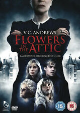 FLOWERS IN THE ATTIC DVD Victoria Tennant Kristy Swanson UK Rele New Sealed R2