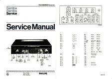 Service Manual-Anleitung für Philips 22 AH 602