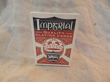 Imperial Poker Playing Cards Sealed Deck 1450