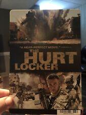 The Hurt Locker Jeremy Renner Blockbuster Display Backer Card 5X8 NO MOVIE