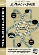 Verbal Reasoning: Challenge Tests por Stephen McCONKEY Libro De Bolsillo 9781873