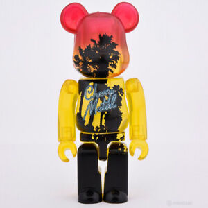 Chevy Metal Bearbrick 100% Be@rbrick Exclusive Medicom DCON 2018 Rare Limited