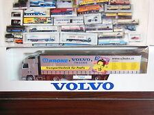 AWM Auto-& Verkehrsmodelle mit Werbemodell für Volvo