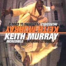 Keith Murray: Incredible PROMO w/ Artwork MUSIC AUDIO CD LL Cool J Clean 42556