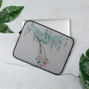 Flower Hanger Laptop Sleeve