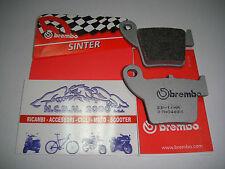 PASTILLAS DE FRENO TRASERO BREMBO 07HO48SX FANTIC MOTOR CABALLERO MOTARD 50 2011