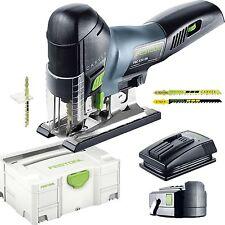 CORDLESS JIGSAW FESTOOL CARVEX PSC 420 EB Li-18 PLUS 574709  festo power tool