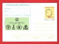 W151 ITALIA Cartolina Postale 2003 Giornata Alimentazione       C255