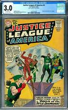Justice League of America #4 CGC 3.0 (OW)