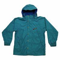 Berghaus Aquafoil Outdoor Jacket | Vintage 90s Designer Activewear Blue VTG