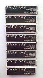 MARY KAY LIQUID LIP COLOR LIPSTICK ~ YOU CHOOSE SHADE ~ FAST, FREE SHIPPING!!