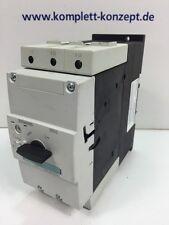 Neu Siemens 3RV1041-4KA10 Leistungsschalter - Motorschutzschalter  OVP