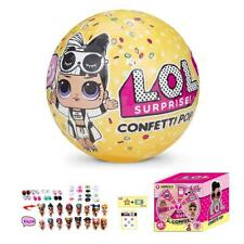 L.O.L. Surprise 4,0'' Balle Confettis Pop 3 Collectible Puppe LOL Surprise Ball