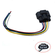 Mass Air Flow Sensor Meter Connector Plug for Nissan Sentra 1.8L Subaru Infiniti