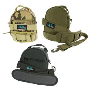 ACE Gehörschutztasche perfekt für Impact Sport, MSA, Sordin  gepolsterte Tasche