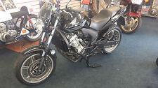 Honda CBF 600 N-8
