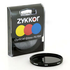 Zykkor 55mm Neutral Density ND8 0.9 ND 8 HD Optical Glass Filter