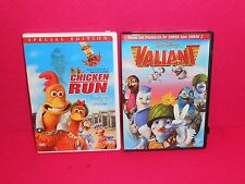 Disney'S Valiant And Chicken Run - Special Edition - Dvds