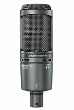 Audio Technica At2020 Usb + Micrófono De Condensador Cardioide