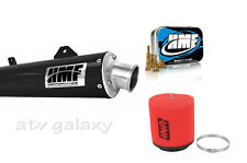 HMF Performance BLACK Full Exhaust+ JET UNI Filter Honda TRX250EX 250EX 01 02 03