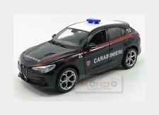 Alfa Romeo Stelvio Carabinieri 2017 Blue White BURAGO 1:24 BU01272-STELVIO