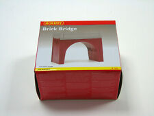 R189 Hornby 00 Gauge Model Railway Brick Bridge Single Viaduct Brand New