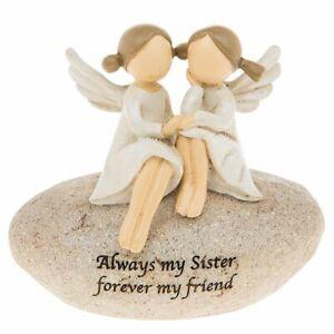 Always My Sister Forever My Friend Sentimental Pebble Gift #275201