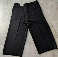 Express Black Dress Capri Pants Women's Size 4