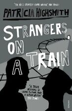Strangers On A Train by Highsmith, Patricia Paperback Book The Fast Free
