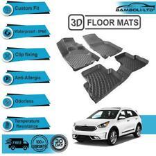 First Line ROKIOTOEX Rubber All Weather Anti-Slippery Car Floor Mat