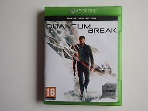 Quantum Break for Xbox One in MINT Condition