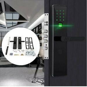 Touchscreen Security Electronic Door Lock Smart Password Keypad Card Fingerprint