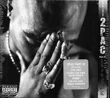 2Pac - The Best Of 2pac - Part 2: Life Digipak (CD , 2007 INTERSCOPE - USA) New