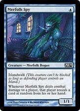 MTG Magic M14 - (4x) Merfolk Spy/Espion ondin, English/VO
