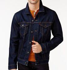 Levi's Men's Rinse Denim Trucker Jacket