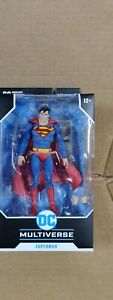 DC Multiverse Action Comics Superman 7-Inch Action Figure NEW