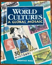 World Cultures : A Global Mosaic, 1996 (1996, Hardcover)