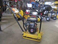 Neilsen C40 Wacker Plate. Petrol Plate Compactor 2.4hp Wacker Plate.