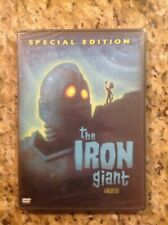 The Iron Giant (Dvd, 2003, Special Edition) New Authentic Us Release
