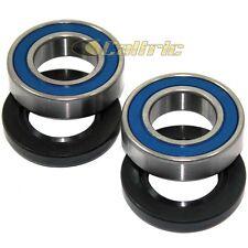 Front Wheel Ball Bearing Seal Kit Fits KAWASAKI VN1600 Vulcan 1600 Mean Streak